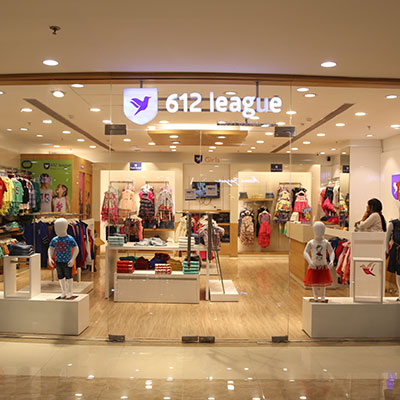 612 League in Logix Mall